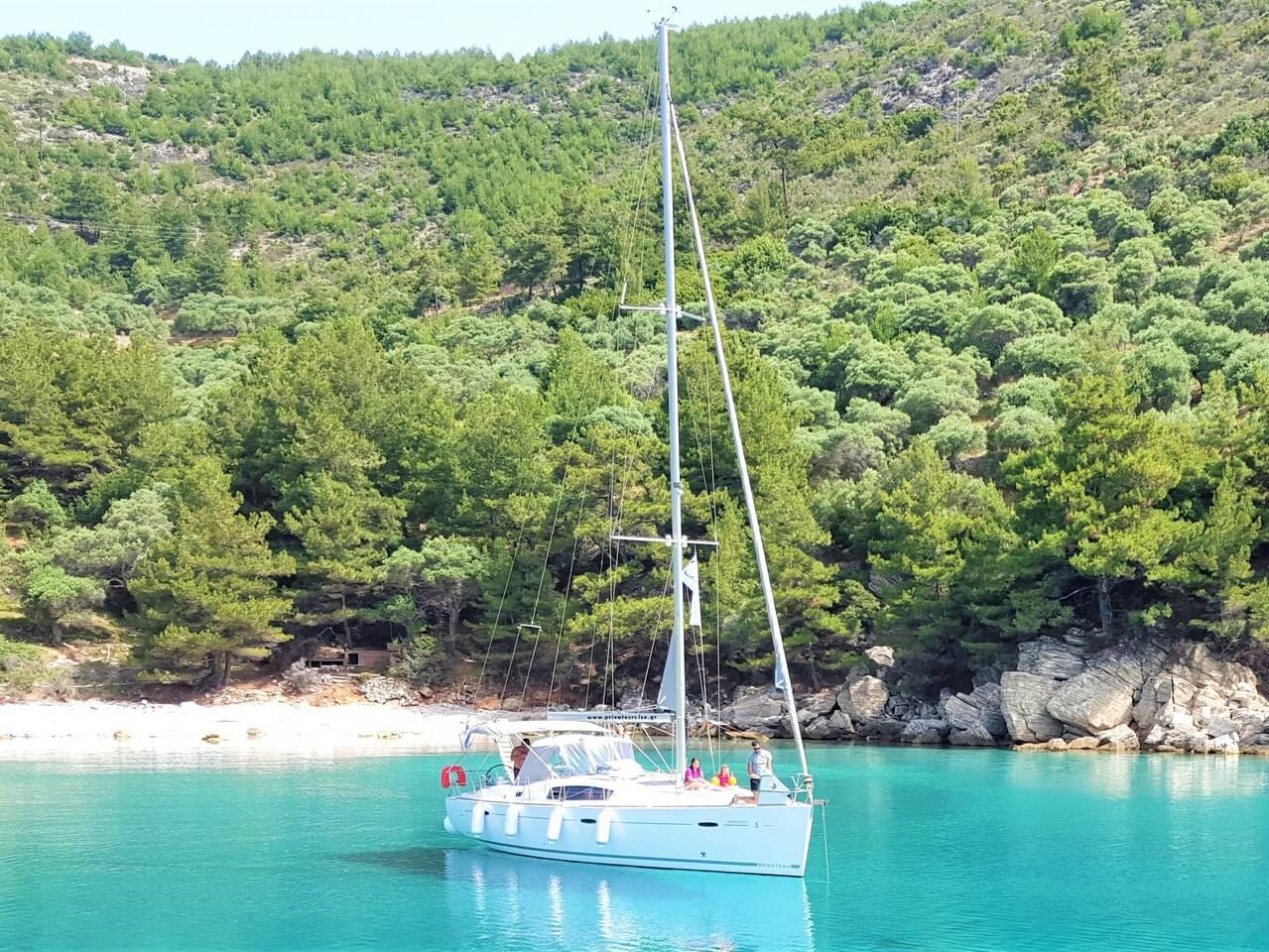 Sailing Day Cruise