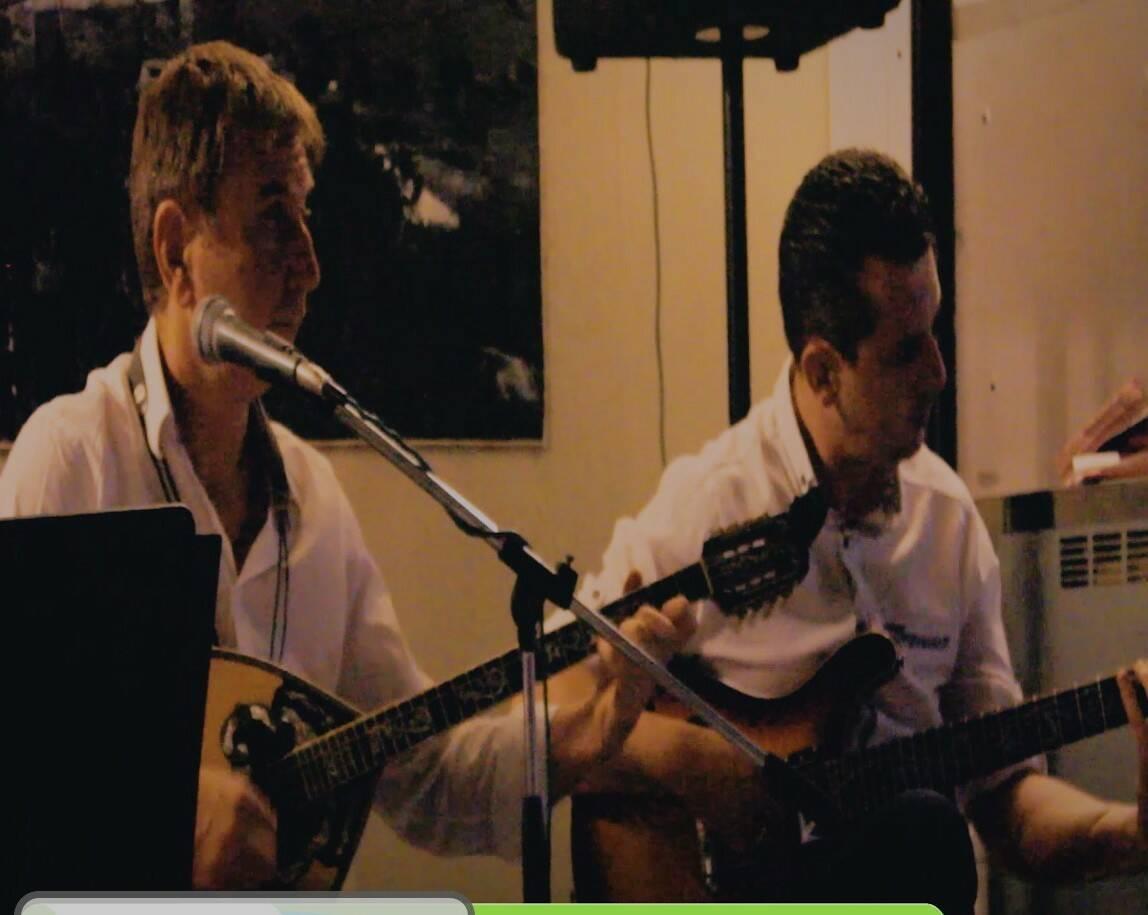 Greek Night event in Thassos
