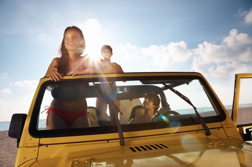 Car rental in Thassos