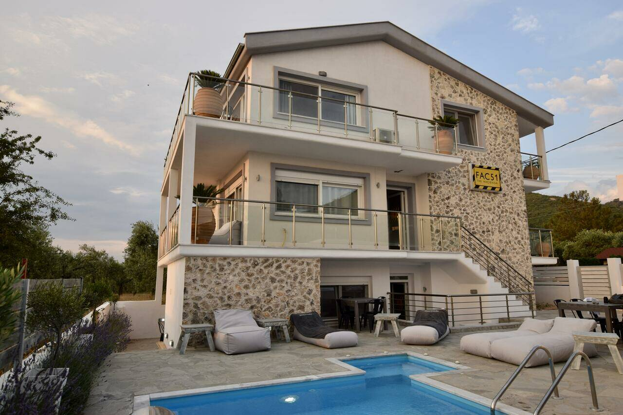 Villas/Houses in Thassos